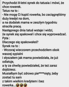 Weekend Humor, Man Humor, Best Quotes, Haha, Funny, Polish Sayings, Humorous Sayings, Jokes, Best Quotes Ever