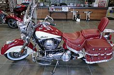 The 2009 Indian Chief Vintage for sale has just 11462 miles and that classic retro look that keeps bringing motorcycle enthusiasts back time and time again Triumph Motorcycles, Vintage Motorcycles, Harley Davidson Motorcycles, Custom Motorcycles, Custom Bikes, Motorcycles For Sale, Indian Motorcycles, Custom Choppers, Motorcycle Travel