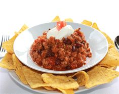 Easy Chilli Con Carne Recipe - Budget