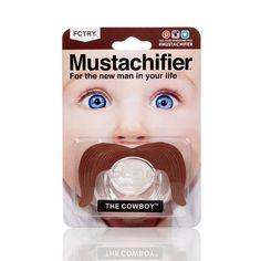 The Cowboy Mustachifier - Brown
