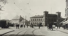 Oslo, Old Photos, Norway, Cities, Street View, Pictures, Art, Old Pictures, Photos
