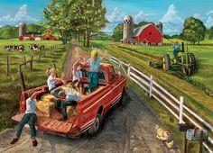 McGavin's Farm ~ © Cobble Hill