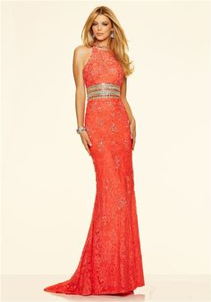 2018 prom dresses new sexy one shoulder chiffon crystals beaded green coral evening dresses 64412m,prom dress 2018 sale neon coral,