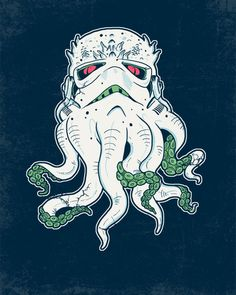 Stormthulhu by *wytrab8.