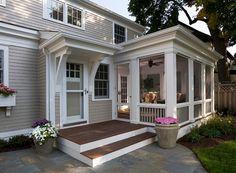 Uplift a Sun Porch with the Right Pieces by Gabby