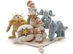 Vintage style Dr Seuss via Etsy