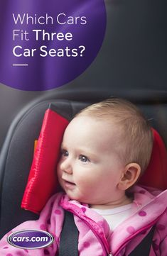 Parents are often searching for the automotive Holy Grail: a car that's not a minivan and can fit three child-safety seats across the backseat. In our Car Seat Checks we've found the answer that parents and caretakers need. Tap the Pin and learn more. Kids And Parenting, Parenting Hacks, Single Parenting, Cat Stroller, Gifts For New Parents, Thing 1, Attachment Parenting, Parent Gifts, Child Safety