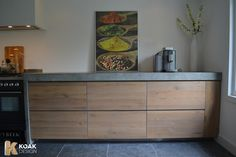 With KOAK Design you can create your design for your IKEA Kitchen. We make real massive oak fronts for the IKEA cabinets, Metod, Sektion and Besta. Kitchen Ikea, New Kitchen, Ikea Cabinets, Kitchen Cabinets, Cupboards, Ikea Kitchen Inspiration, Freestanding Kitchen, Kitchen Utilities, Cool Kitchens