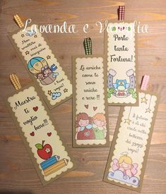 Creative Bookmarks, Paper Bookmarks, Creative Gift Wrapping, Teachers Day Card, Valentines Day Drawing, Hand Lettering Art, Bible School Crafts, Bookmark Craft, Handmade Gift Tags