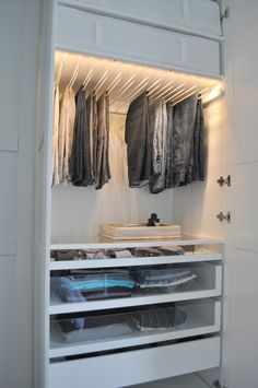 Getting a customized look with Ikea Pax wardrobes + bedroom updates   Swoon! Interiors