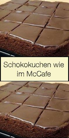 Easy Vanilla Cake Recipe, Chocolate Cake Recipe Easy, Chocolate Chip Recipes, Homemade Vanilla, Homemade Chocolate, Cocoa Chocolate, Easy Homemade Desserts, Homemade Cake Recipes, Brownies
