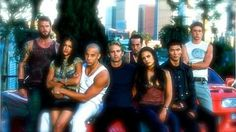 Flashback Friday... Fast and Furious Family...