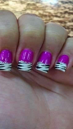 Simple Nail Art Designs and Ideas 2015
