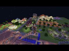 Minecraft | Une visite sur ma map déco pour constater la suite des dégats