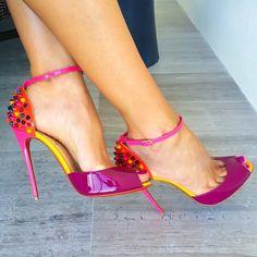 CriminallyChic. fun playful shoes