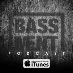Bassment podcast design