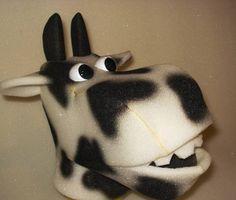 Titeres En Goma Espuma: Vaca Vendemos Por Mayor Y Menor - $ 130,00 ...