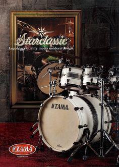 Tama Drums Catalogue