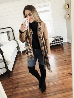 debe89a0d 13 ways to style over the knee boots. - dress cori lynn Winter Fashion Boots