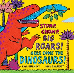 how the dinosaurs books