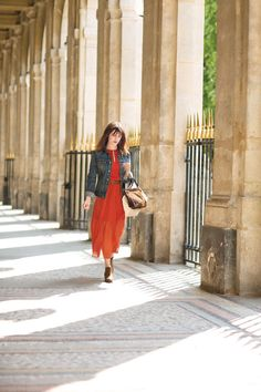 Exclusive! Check outMaison Jules'sFashionably French Lookbook Shot by Garance Doré