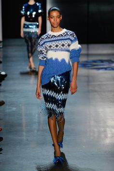 Prabal Gurung Fall 2018 Ready-to-Wear Collection - Vogue