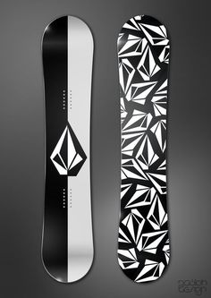 Snowboards on Behance
