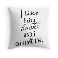 I like big books and I cannot lie. by deborahsmith