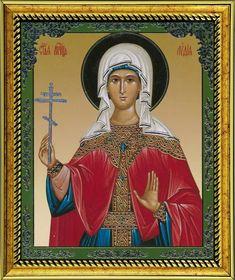 Ιερά Λυδία η μεγάλη μάρτυρα για την οποία προσεύχονται. Ιερός μάρτυρας λυδίας των Ιλυρίων Byzantine Art, Princess Zelda, Fictional Characters, Fantasy Characters