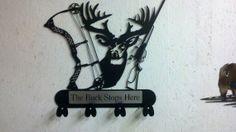 Deer Hunter Coat Rack