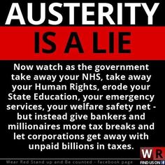 The Awful Truth, Life In The Uk, Are You Serious, Tory Party, Political Quotes, Political Posters, Austerity, Uk Politics, Planets