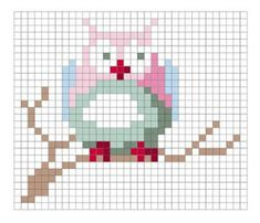 Tineke's kaartenhoekje: Oehoe! Je bent jarig! Cross Stitch Cards, Cross Stitching, Cute Sewing Projects, Embroidery Needles, Marianne Design, Needlepoint, Cross Stitch Patterns, Needlework, Owl