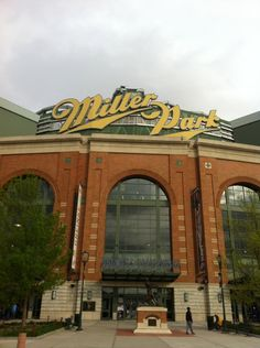 The home of your Milwaukee #Brewers!