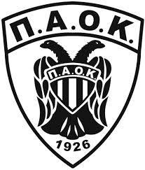 PAOK football club   --  THESSALONIKI greece