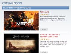 Es ist bald soweit! Ich freue mich schon auf diese #games