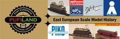 Model planes, trains and automobiles made in former east European countries. Model Trains, Scale Models, Planes, History, Scale Model, Airplanes, Historia, Plane