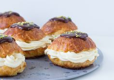 Cookie Cake Pie, Pie Cake, Cake Recipes, Dessert Recipes, Desserts, Danish Cookies, Denmark Food, Nordic Recipe, Good Food