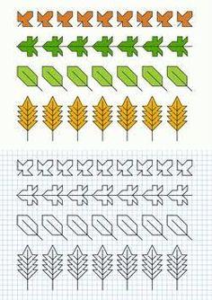 Risultati immagini per como hacer caligrafia en cuadricula dibujos