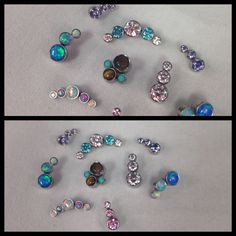 Adding a few more clusters to the case - all from Anatometal