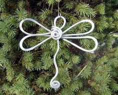 Dragonfly Aluminum  Wire Ornament  Home and by nicholasandfelice, $15.50