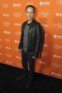 Chad Lowe at the Hollywood Forever Cemetery to celebrate the Pretty Little Liars Halloween Special