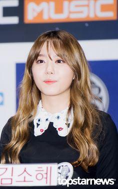 [HD포토] 아이오아이(I.O.I) 김소혜 초롱초롱한 눈망울 #topstarnews