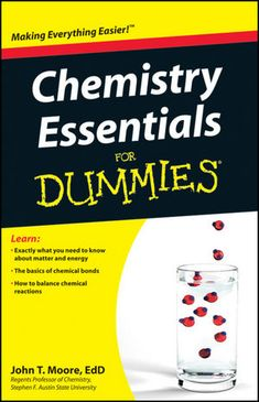 Chemistry Essentials For Dummies:Book Information - For Dummies