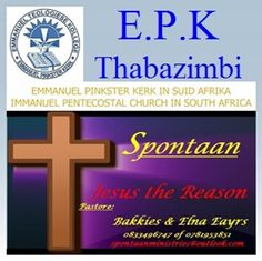 Spontaan Ministries Calm, Saints