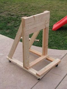 Kayak Fishing Crate Building an O/B motor stand - Instructional Page: 1 - iboats Boating Forums Outboard Motor Stand, Outboard Boat Motors, Aluminum Fishing Boats, Aluminum Boat, Make A Boat, Build Your Own Boat, Boat Stands, John Boats, Boat Restoration