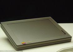 Sleek: This model looks like a very early iPad