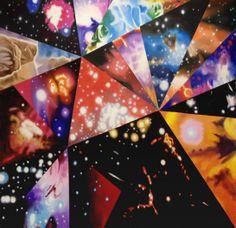 James Rosenquist 'super mega universe'