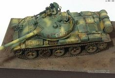 Cheoun Sung Jin made this beautiful Mod. T 62, Military Modelling, Scale Models, Military Vehicles, Jin, Dragon, Tutorials, Beautiful, Templates
