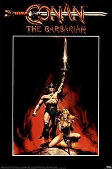 Conan the Barbarian - 10 - Theology/Civilization 100 Days Movie, Movie Tv, Fantasy Life, Fantasy Rpg, Conan The Barbarian 1982, Conan Der Barbar, Visualization Meditation, World Mythology, Movies Playing