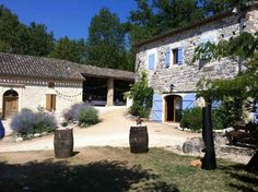 Charming farmhouse and gite ideal for small rustic weddings